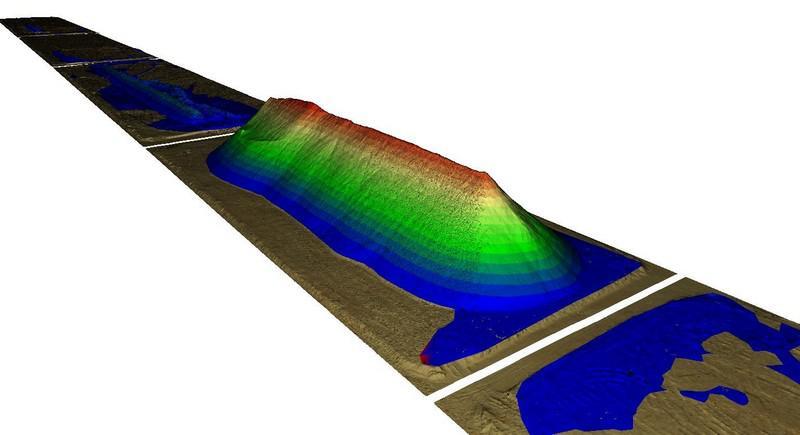 Escaneamento a laser topografia