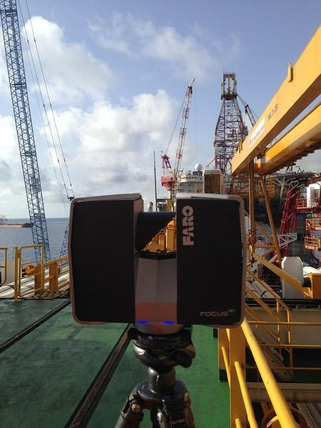 Laser scanner 3d preço