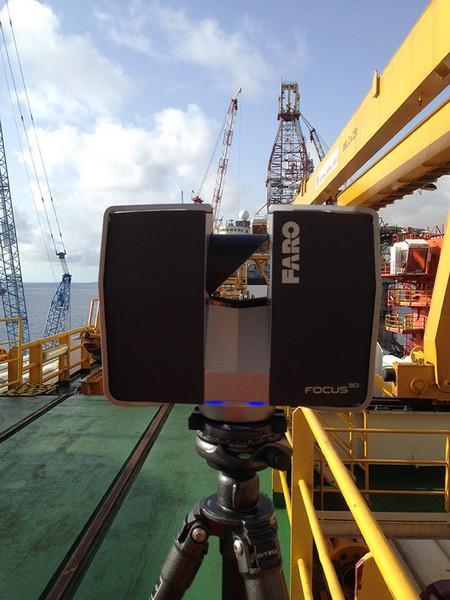 Scanner 3d serviço