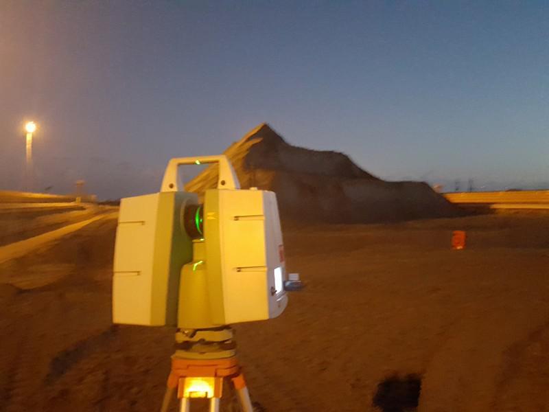 Tecnologia laser scanner