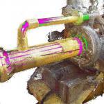Laser scanner 3d industrial