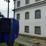 Laser scanner arquitetura