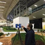 Scanner 3d arquitetura